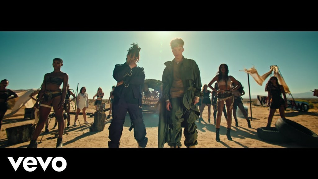 Lil Mosey – Never Scared Ft. Trippie Redd (Video)