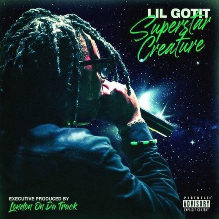 Lil Gotit Drops Superstar Creature album