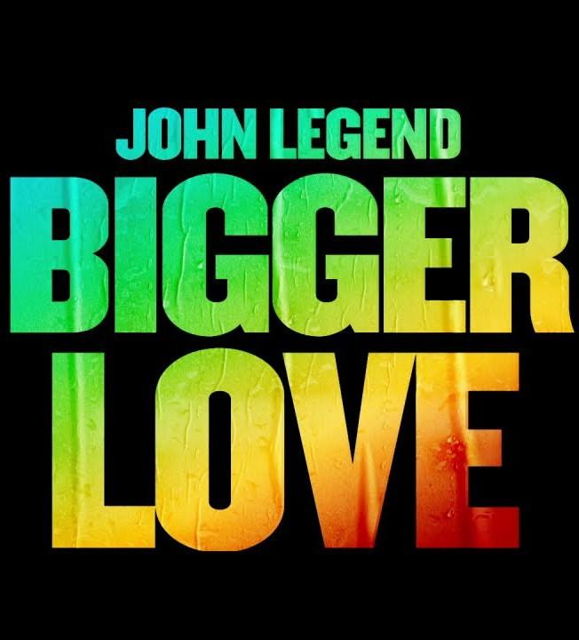 John Legend – Bigger Love (Audio)