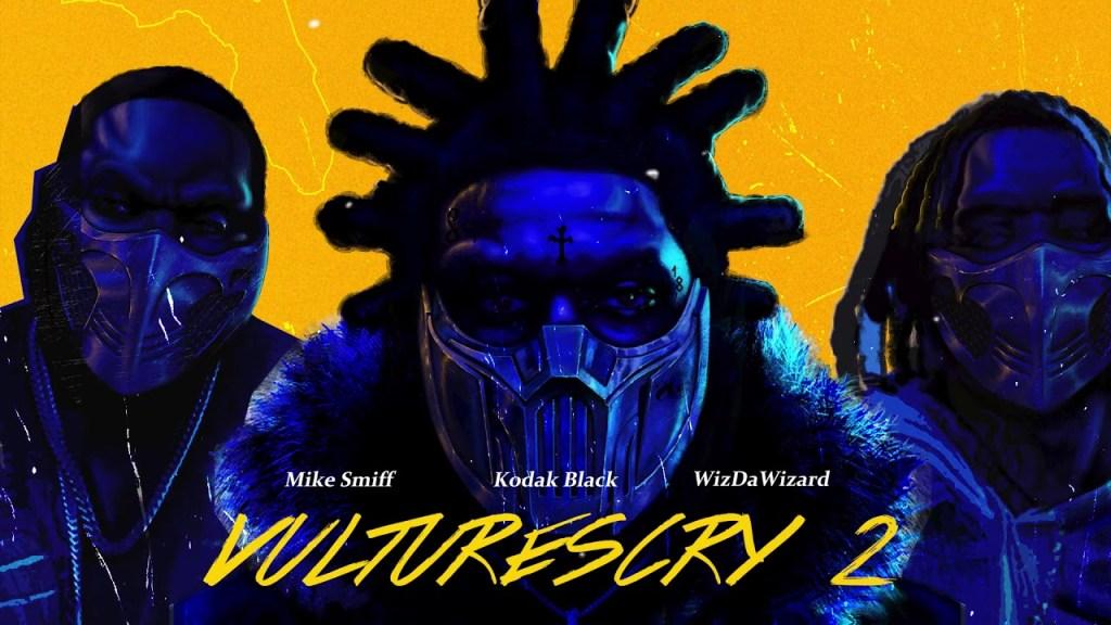 Vultures Cry 2 By Kodak Black