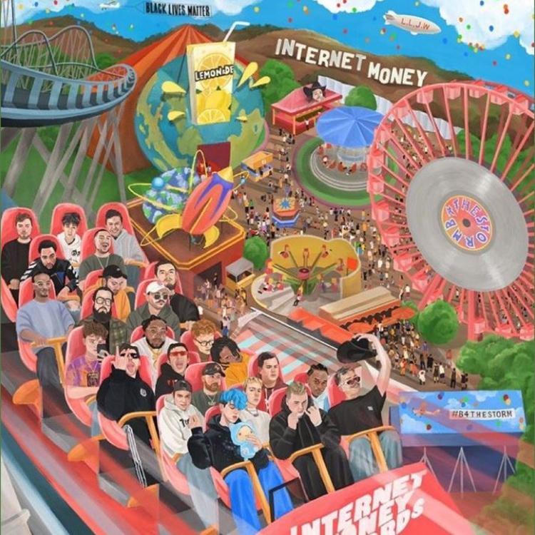 Internet Money B4 The Storm Album