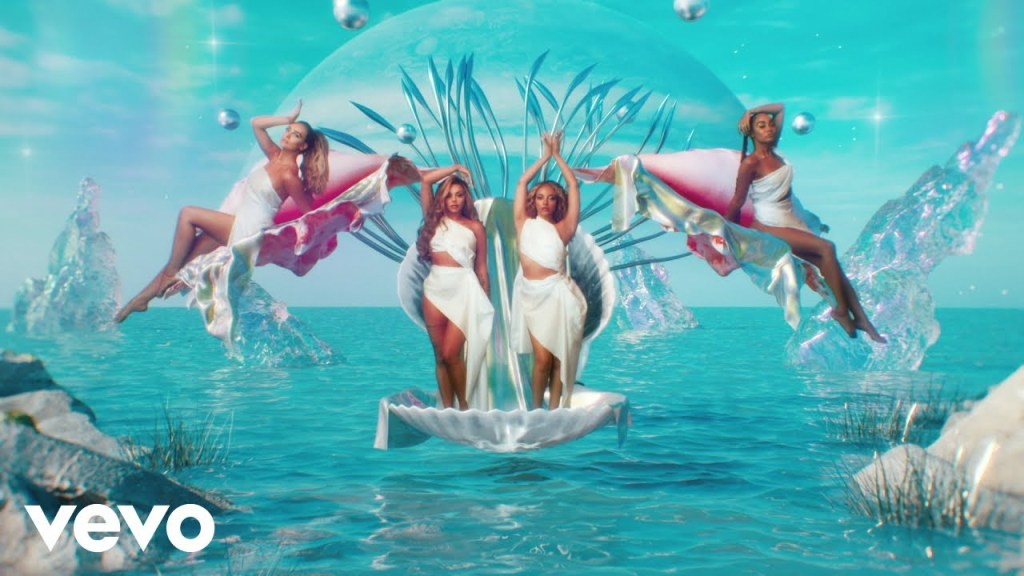 Little Mix Holiday Video