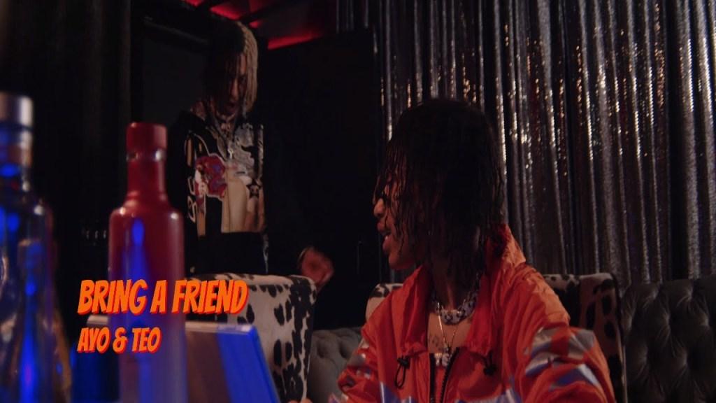 Ayo & Teo Bring a Friend