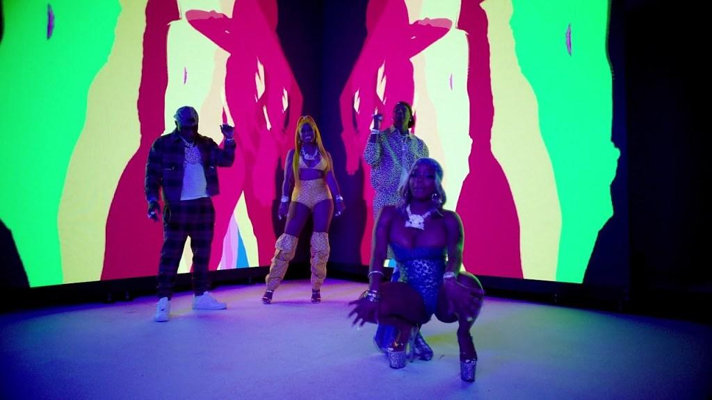Moneybagg Yo Said Sum Remix Video