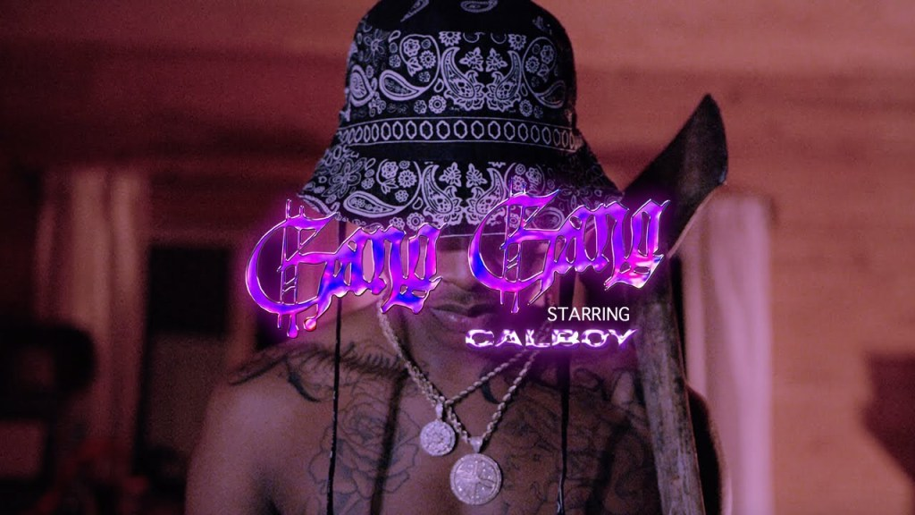 Calboy Gang Gang Video