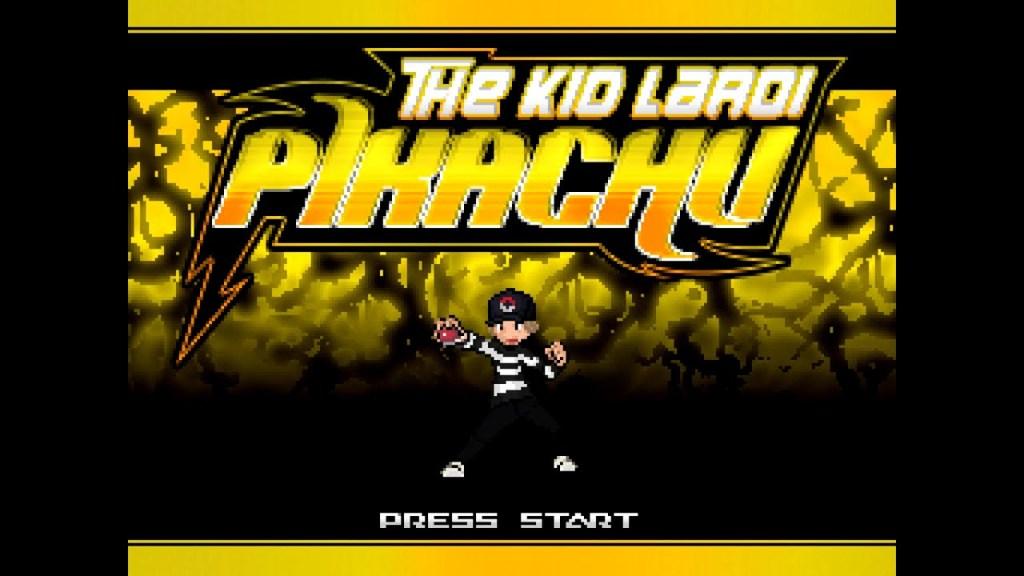 The Kid LAROI PIKACHU