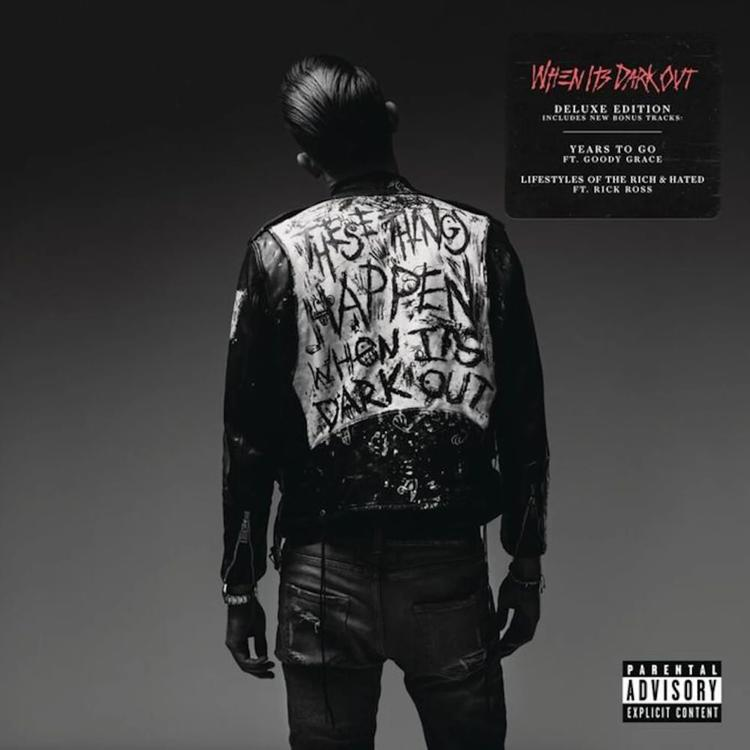 G-Eazy When It's Dark Out Deluxe Album
