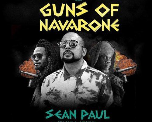 Sean Paul Guns of Navarone