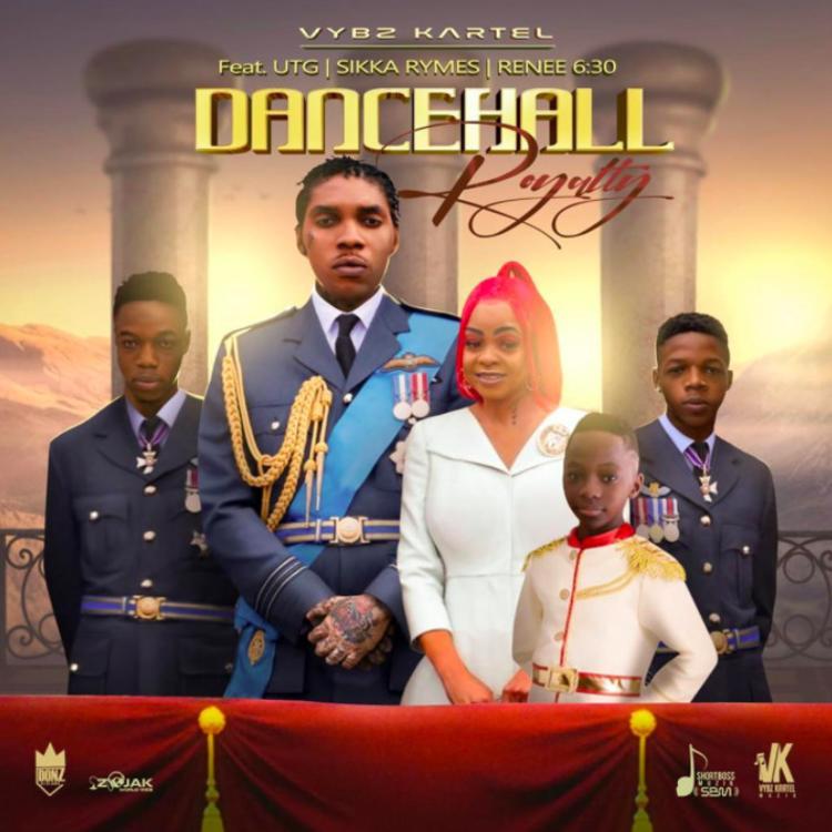 Vybz Kartel Dancehall Royalty Album