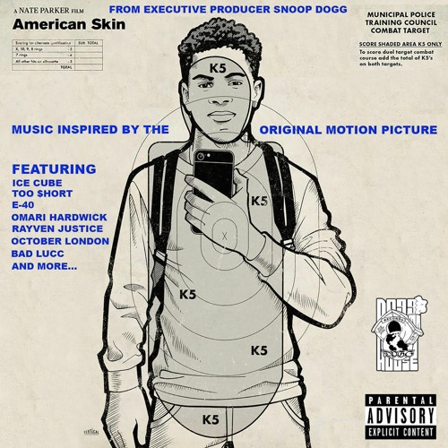 Various Artists American Skin Album