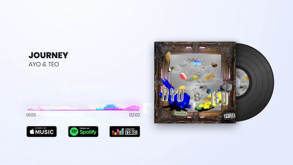 Ayo & Teo - Journey