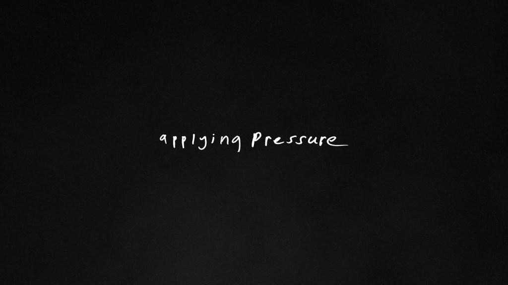 J. Cole applying pressure video