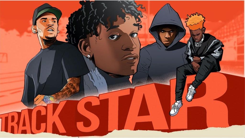 Mooski - Track Star Remix ft. Chris Brown, A Boogie wit da Hoodie, & Yung Bleu
