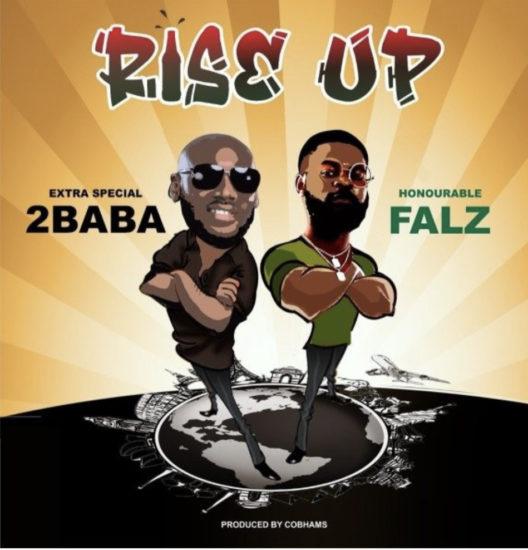 2Baba - Rise Up Ft Falz