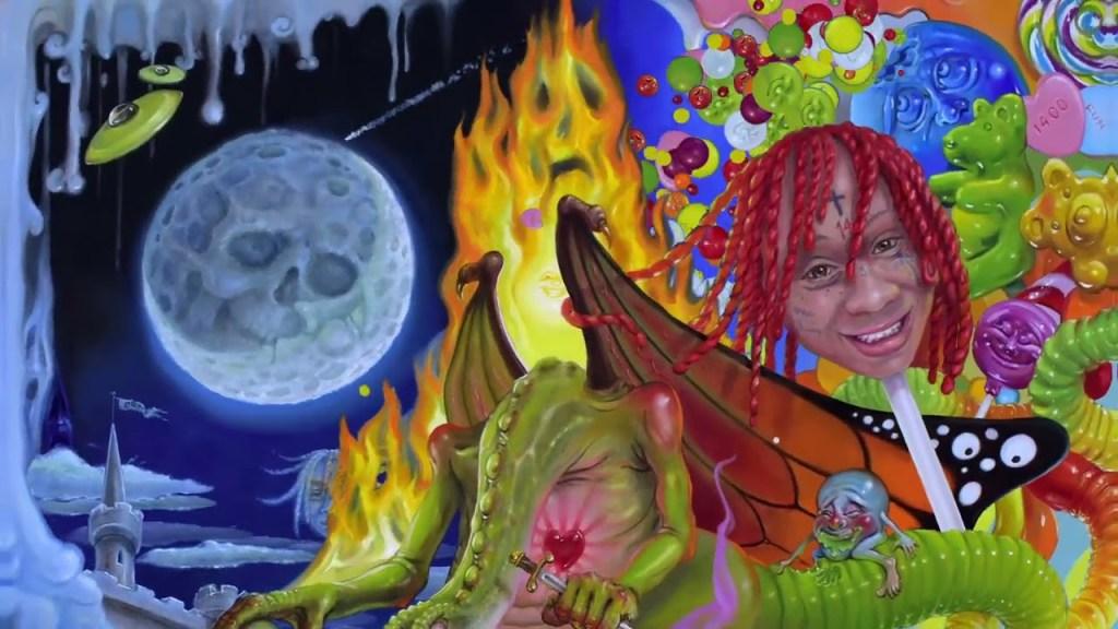 Trippie Redd – Betrayal Ft. Drake