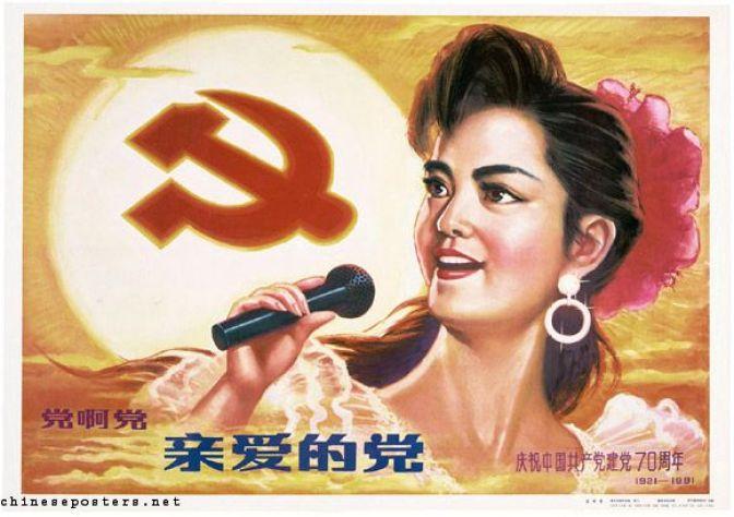 Creating China Visually: Collecting Chinese Propaganda Posters