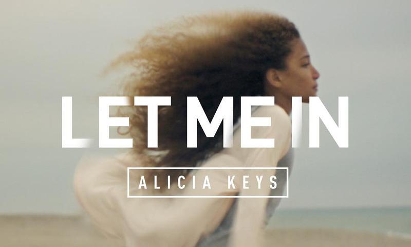 Let Me In- A Short Film by Alicia Keys
