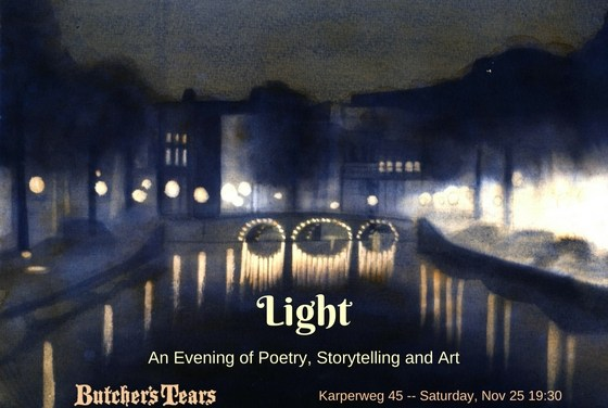 Light- A Storytelling Event