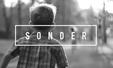 Sonder and the Dictionary of Obscure Sorrows