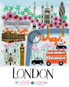 London by Anisa Makhoul