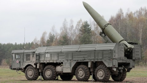 Russia To The West….Bite Me! : Moscow Not to Explain Iskander Deployment in Kaliningrad at Russia-NATO Council