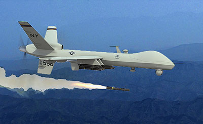 China is Really The Object Of Attack: U.S. to Deploy Attack Drones in Korea