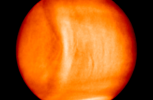 A Japanese spacecraft has spotted a massive gravity wave in Venus' atmosphere