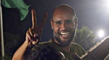 Breaking….No more heresay. It's official from multiple sources – Colonel Gaddafi's son  & heir to the leadership of the Jamahiriya Saif al-Islam 'is freed' after more than five years in detention