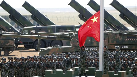 Strategic Rebalancing Act: Behind China's Drive to Build World's Strongest Army