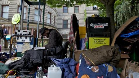 """Only in """"The Land of Plenty"""" – Eighty homeless people died on Portland streets in 2016: Report"""