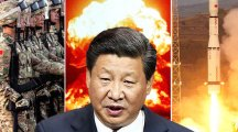 China makes chilling INVASION threat to US as WW3 fears grow