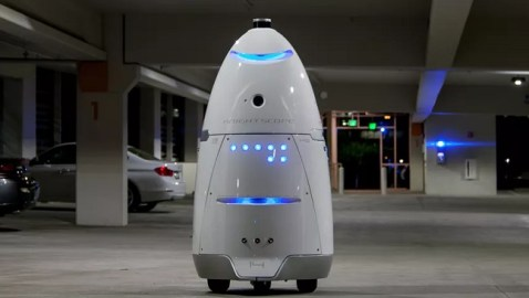 Anti-Homeless Robot Deployed in San Francisco