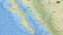 6.3-magnitude earthquake strikes in Gulf of California, USGS says