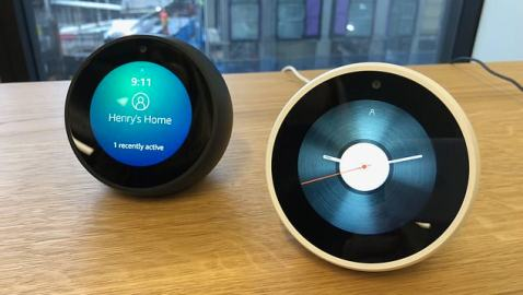 Amazon's creepy plan to put a camera and microphone in every BEDROOM with launch of its £120 Echo Spot 'smart alarm'