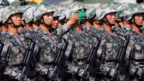 China Speeding Up Large-Scale Military Buildup (Expecting War With The US)