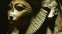 Has Egypt's second sphinx been found? Ancient statue with a 'lion's body and a human head' is unearthed by stunned construction workers