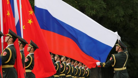 Power play: China wants to boost trade & energy cooperation with Russia