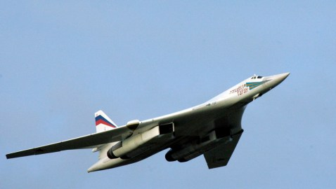 Russia sends 'White Swan' bomber planes capable of nuclear strikes to Venezuela – as America declares the move a collaboration between 'two corrupt governments'