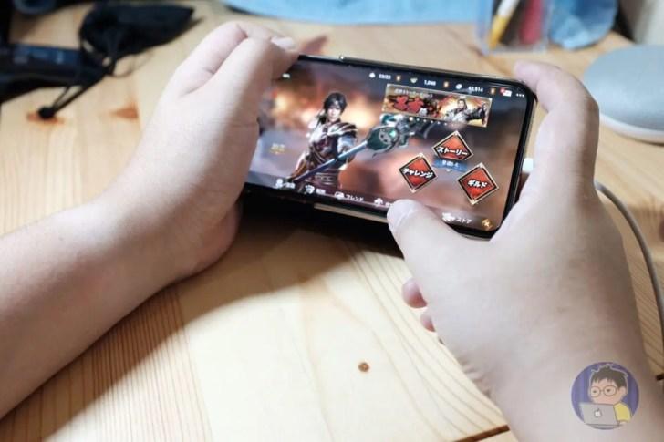 iPhone!充電しながら横持ちでゲームをするためだけのL字Lightningケーブルを試しました