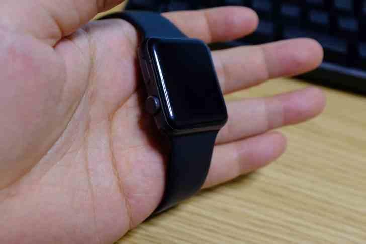 Apple  Watch Series 3を購入して 1年経過
