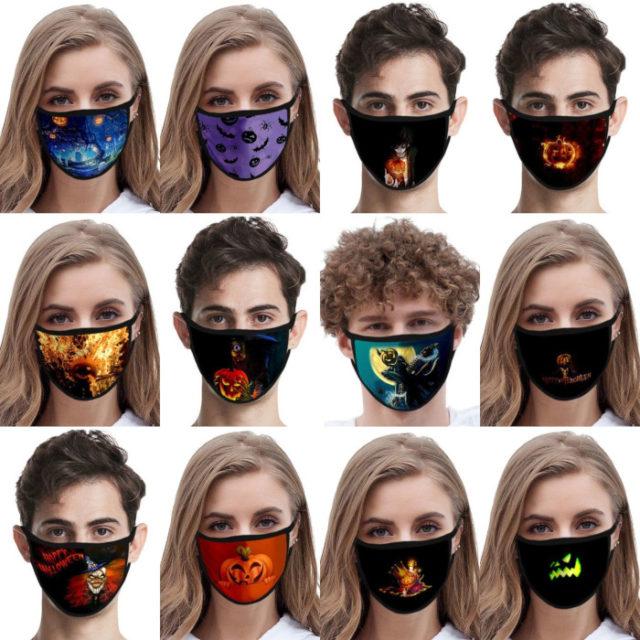 ハロウィンマスクの買えるお店と予約サイトは?