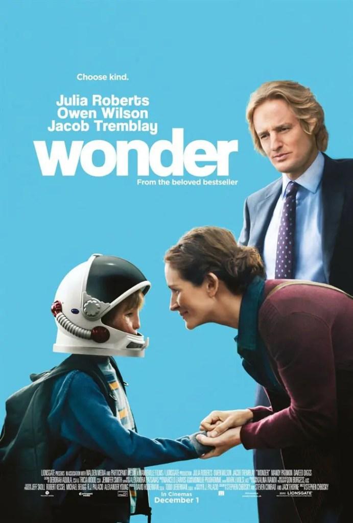 Wonder: Sinopsis, tráiler, reparto y crítica de la película