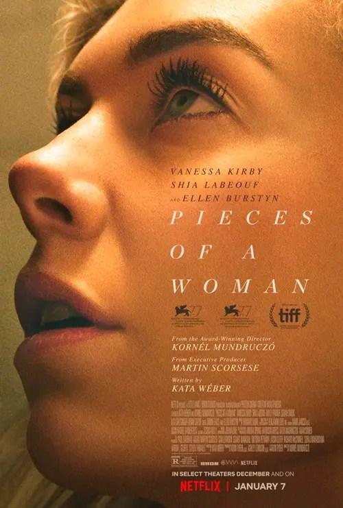 Fragmentos de una mujer: Sinopsis, tráiler, reparto y crítica de la película