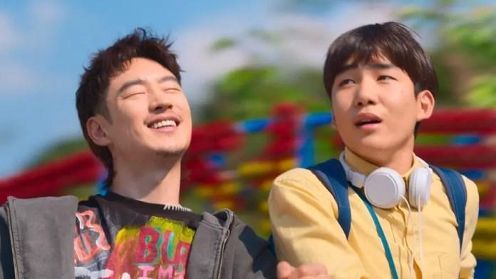Lee Jehoon es Cho Sang Gu