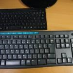 ワイヤレスキーボードをロジクール K275に変えてみたら安いのに使いやすかった(マウスはゲーミングマウスG602使用中)