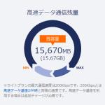 格安SIMを夫婦とネイルサロンでシェア(10G)して通信費を節約してみた