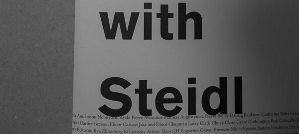 Steidl Book Award Japan 訪問記