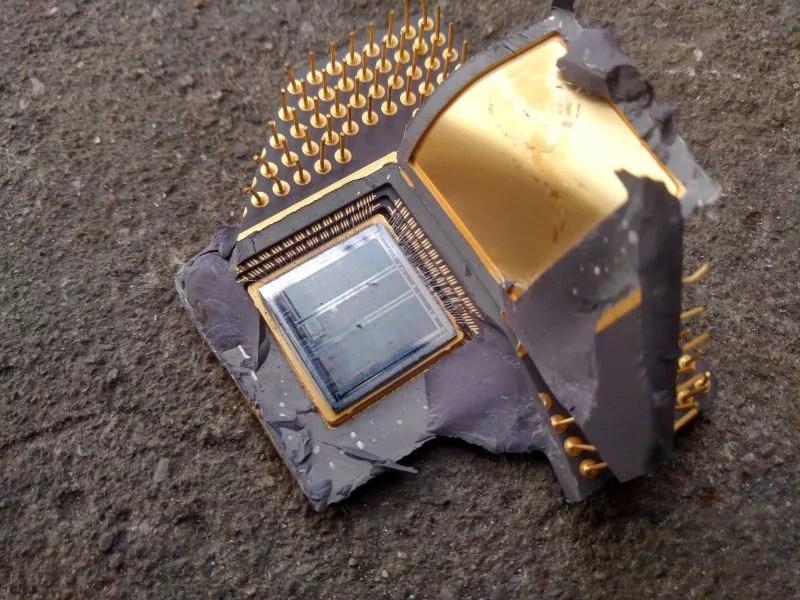CPU中身