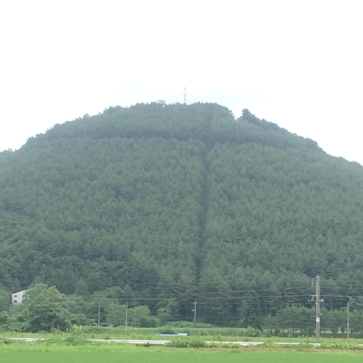 第6話 刻まれた十字架?奥田民生の「股旅」の表紙になった山へ行く!