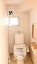 平野台4丁目モデルハウストイレ
